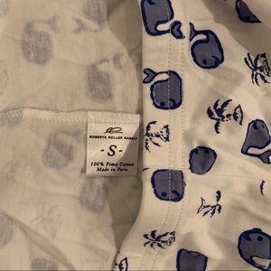 Roberta Roller Rabbit Intimates & Sleepwear - Roberta Roller Rabbit Pajama Set